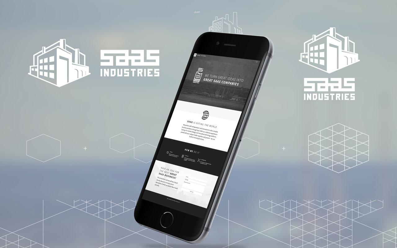 Dot Pixel - SaaS Industries - Branding