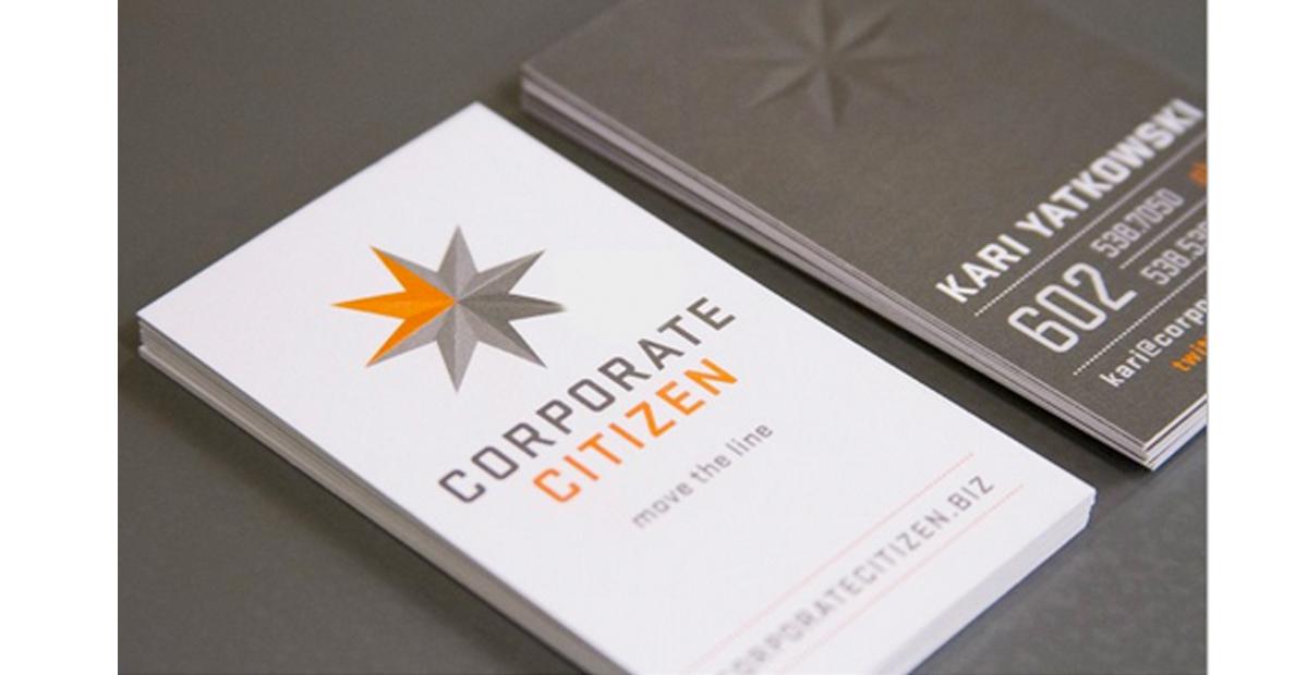 Dot Pixel - Corporate Citizen Branding