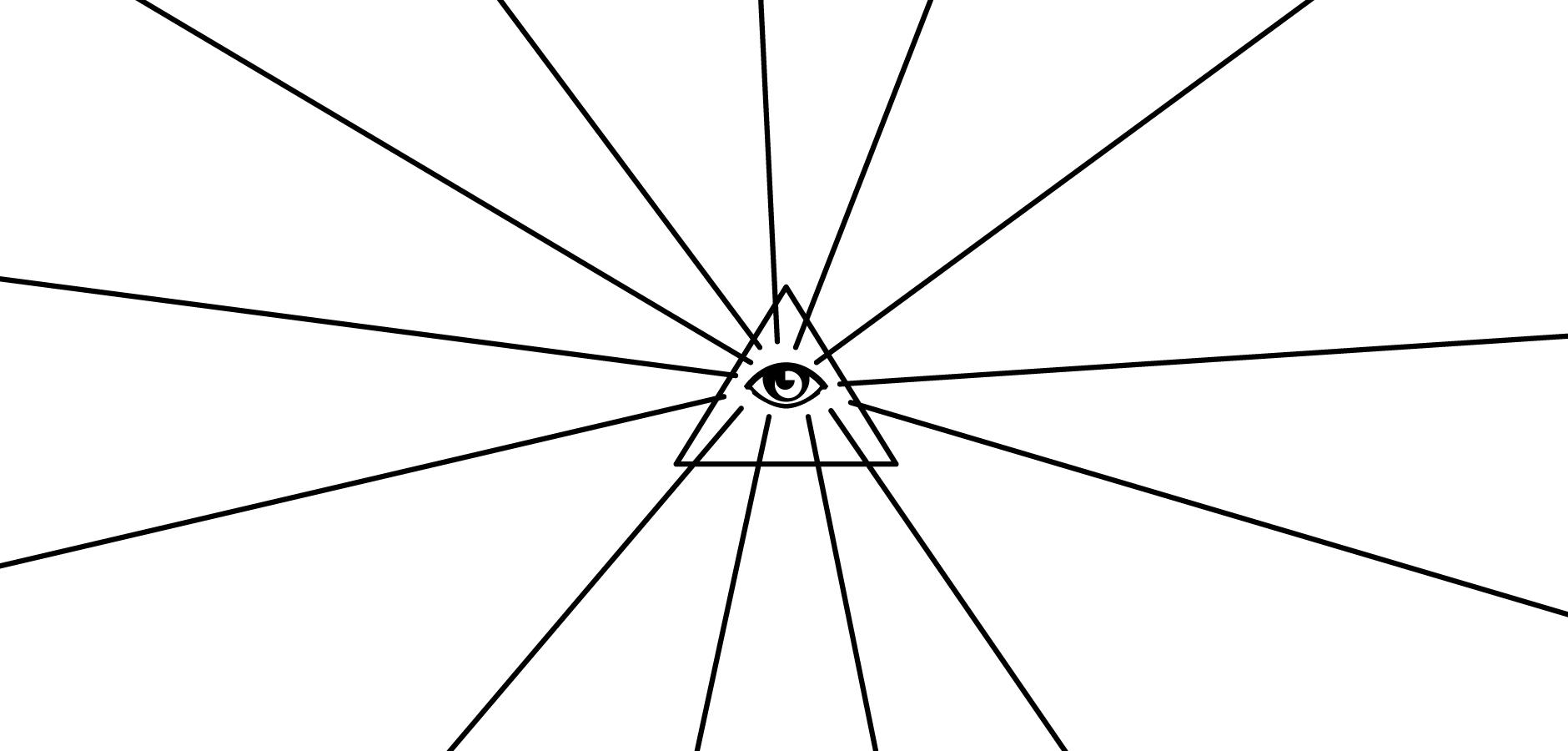 Dot Pixel - Illustration - Illuminati