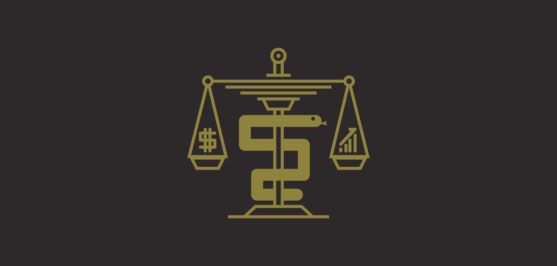 Dot Pixel - Illustration - Healthcare Balance