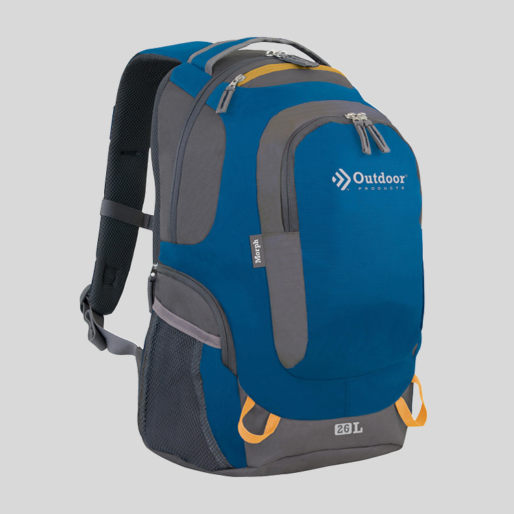 Dot Pixel - Outdoor Products - Backpack Design